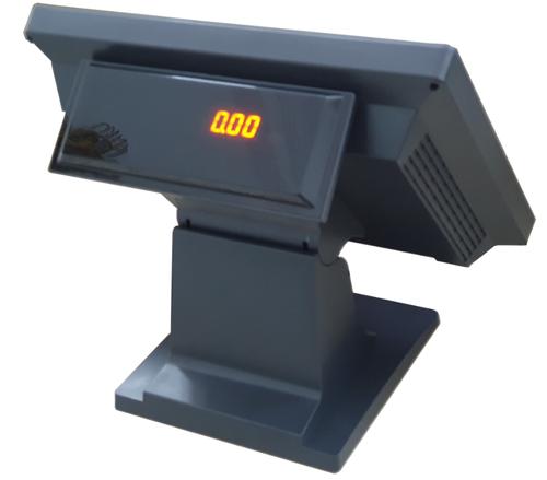 Mặt sau máy Pos 9001V