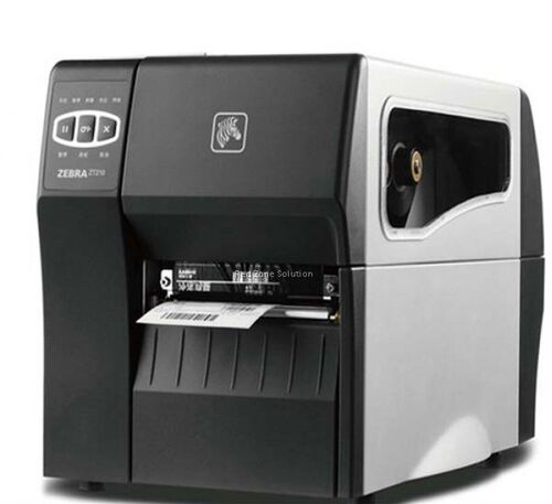 Máy in mã vạch Zebra ZT210 - 203DPI