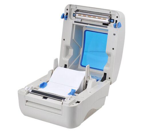 Xprinter Xp490B mở nắp