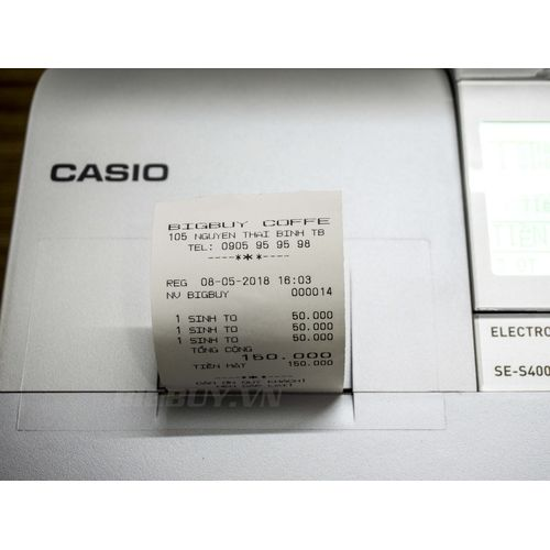 Máy in Casio S400
