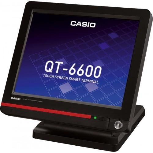 Máy tính tiền Casio QT 6600