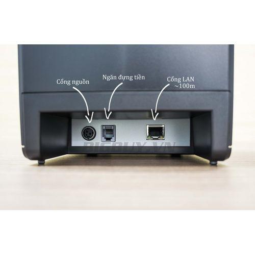 Máy in hóa đơn Xprinter XP-N200H cổng