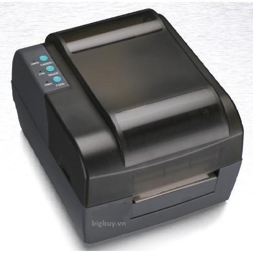 Máy in mã vạch Antech BTP-2300E 300DPI