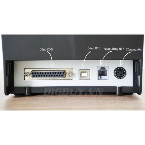 Sprinter SLP 230U giao tiếp