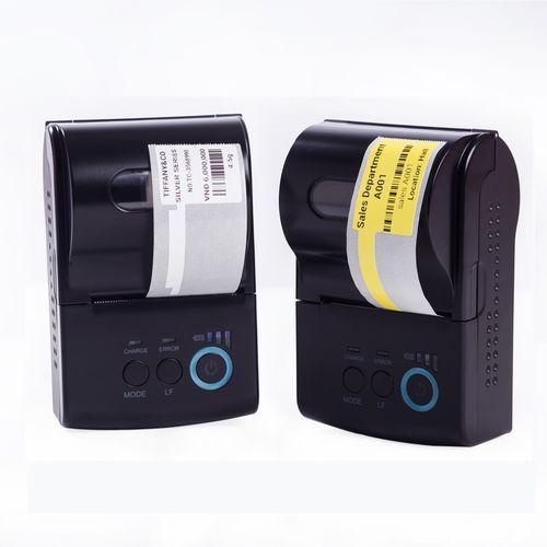Máy in nhãn, hóa đơn mini Richta ER 5801AI