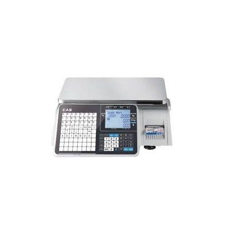 Cân điện tử in nhãn CAS CL3000-B