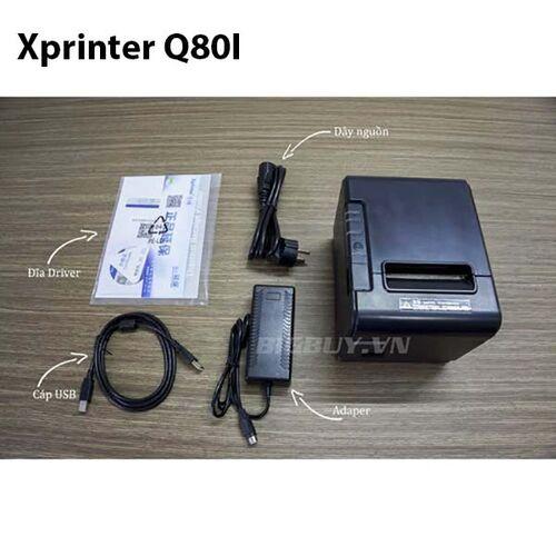máy in nhiệt xprinter q80i