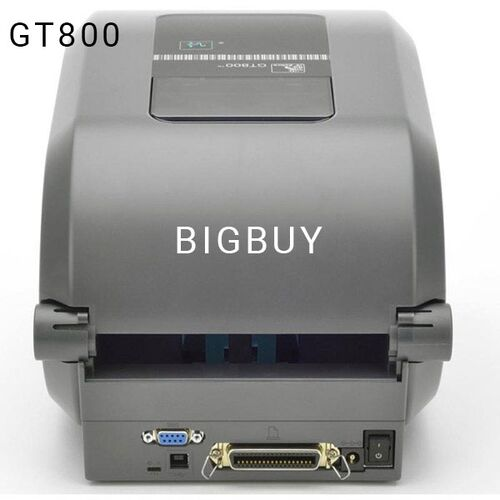 zebra gt800 barcode printer