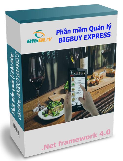 Phần mềm bán hàng Bigbuy Express
